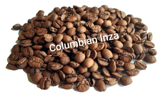 Кофе в зернах Колумбия Инза фото
