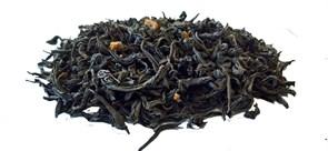 Black tea passion fruit photo