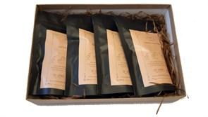 Gift box 4 classic teas photo